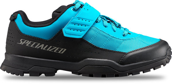 Specialized Rime 1.0 Mountain Bike Shoes Color: Aqua