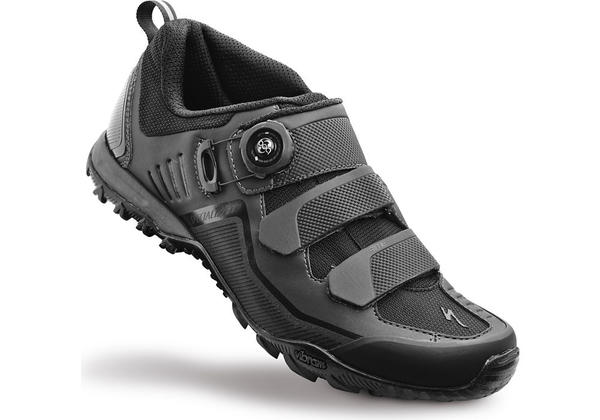 Specialized Rime Expert MTB Shoes Color: Black/Carbon