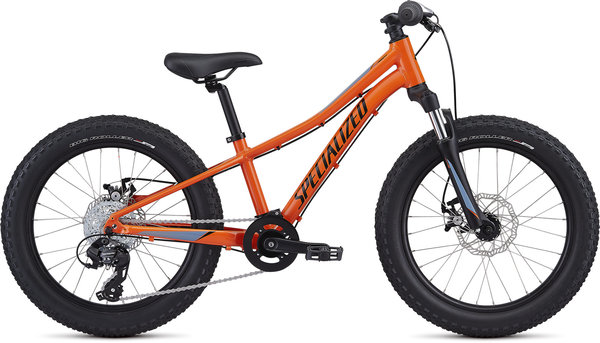 Specialized Riprock 20 Color: Gloss Moto Orange/Charcoal/Grey Fade
