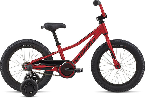 Specialized Riprock 16 Coaster Color: Candy Red/Black/White
