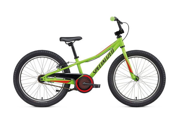 Specialized Riprock Coaster 20 Color: Monster Green/Nordic Red/Black Reflective