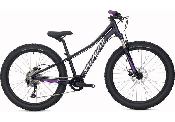 Specialized Riprock Comp 24 Color: Blue Flake Purple/Flake Silver