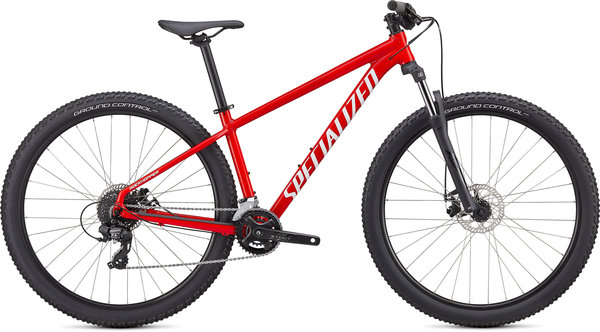 Specialized Rockhopper 27.5 Color: Gloss Flo Red/White