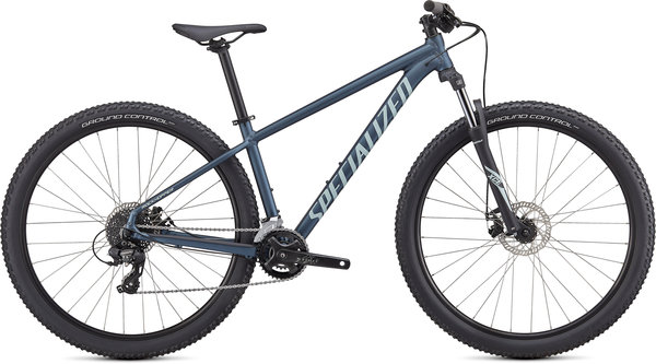 Specialized Rockhopper 29 Color: Satin Cast Blue Metallic/Ice Blue