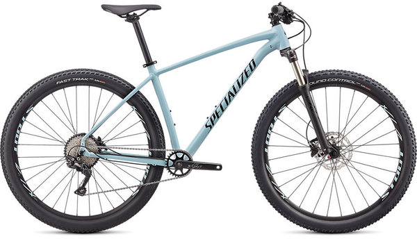 Specialized Rockhopper Expert 1X Color: Gloss Summer Blue/Black