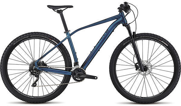 Specialized Rockhopper Pro 29 Color: Gloss Teal Tint/Black