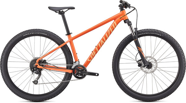 Specialized Rockhopper Sport 26 Color: Gloss Blaze/Ice Papaya