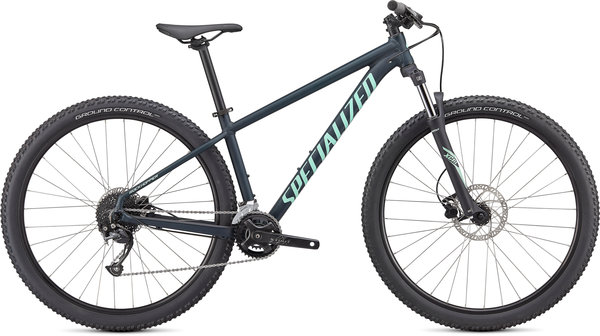 Specialized Rockhopper Sport 27.5 - PRE-ORDER Color: Satin Forest Green/Oasis