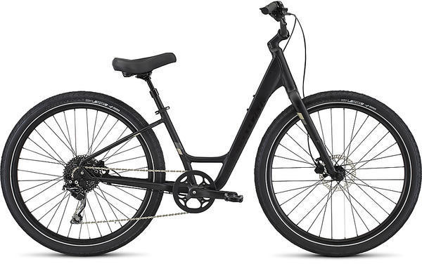 Specialized Roll Comp X1 Low Entry Color: Black/Charcoal/Titanium