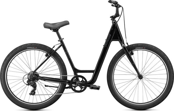 Specialized Roll Low Entry Color: Black/Charcoal