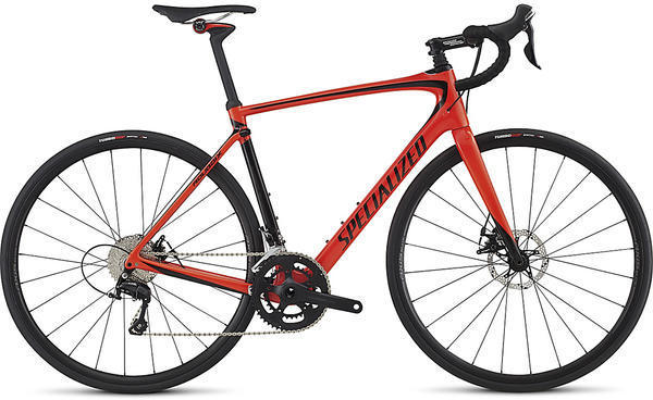 Specialized Roubaix Elite Color: Gloss Nordic Red/Black