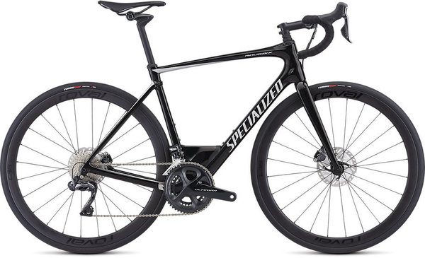 Specialized Roubaix Expert (a17) Color: Gloss Cosmic Black/Kool Silver