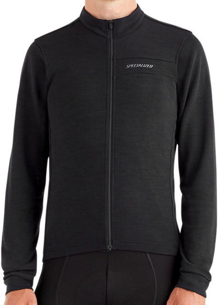 Specialized Men's RBX Merino Long Sleeve Jersey Color: Black