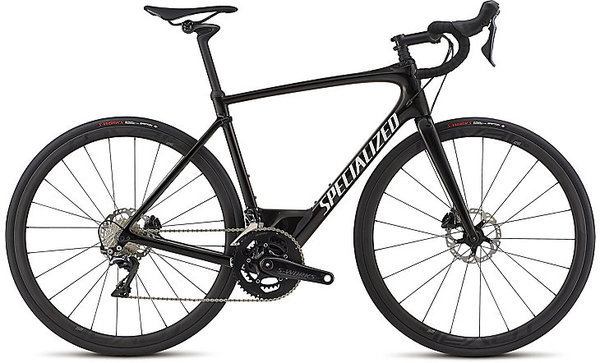 Specialized Roubaix Pro Color: Gloss Tarmac Blk/Graphite Edge Fade/Wht Ref/Clean