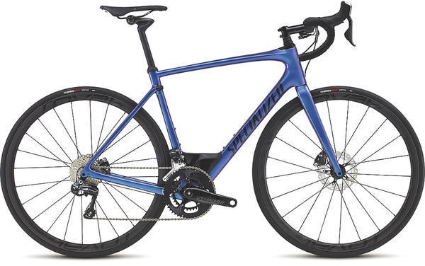 Specialized Roubaix Pro UDi2 Color: Satin Carbon Gloss Chameleon Black