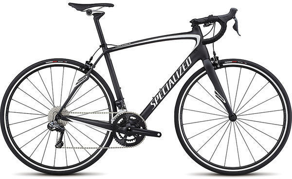 Specialized Roubaix SL4 Comp UDi2 Color: Carbon/Metallic White Silver