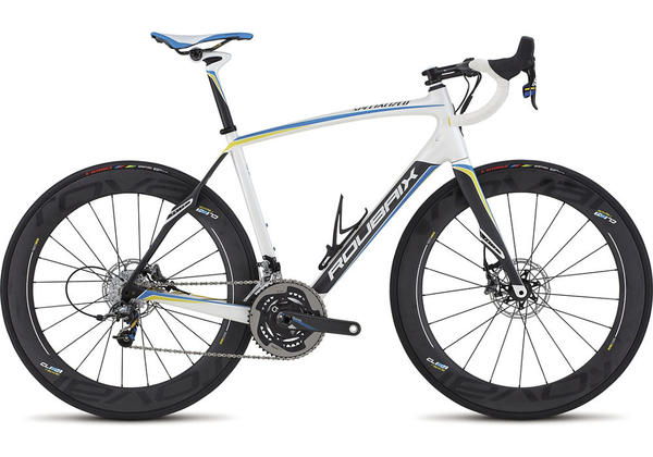 Specialized Edition Roubaix SL4 Disc Power