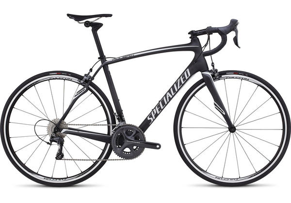 Specialized Roubaix SL4 Expert Color: Satin Carbon/White/Charcoal