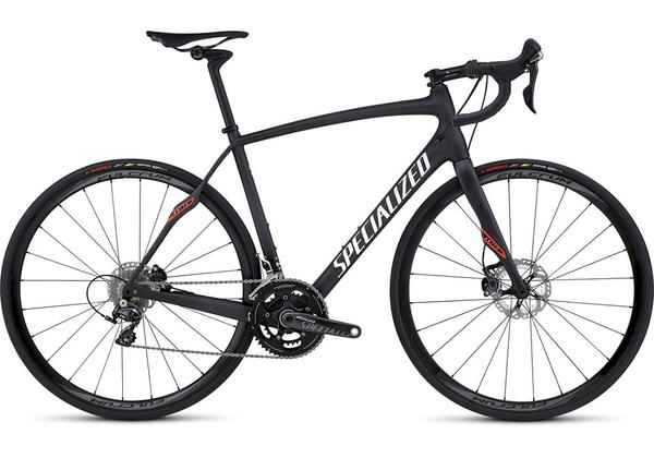 Specialized Roubaix SL4 Pro Disc Color: Satin Project Black