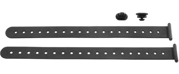 Specialized Remora Straps Color: Black