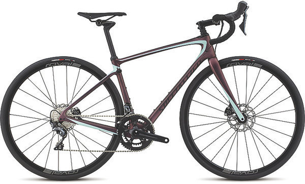 Specialized Ruby Comp Color: Gloss Cast Berry/Mint/Black