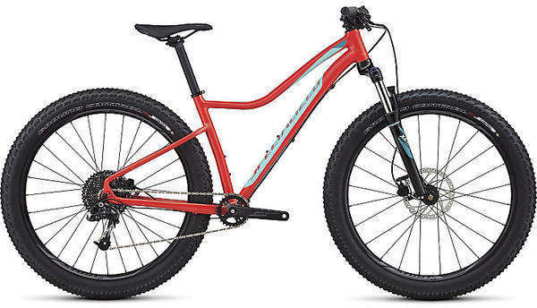 Specialized Ruze 6Fattie Color: Gloss Nordic Red/Light Turquoise/Turquoise