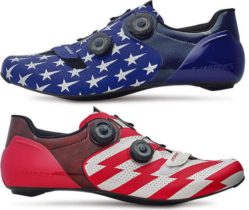 Specialized S-Works 6 LTD Road Shoes Color: USA LTD
