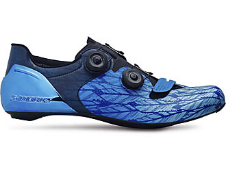Specialized S-Works 6 Road Shoes Color: Fight then Flight