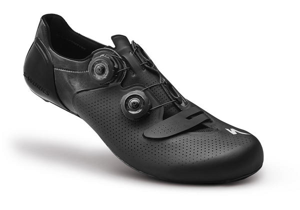 Specialized S-Works 6 Road Shoes (Wide) Color: Black