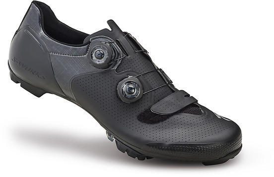 Specialized S-Works 6 XC Mountain Bike Shoes Color: Black