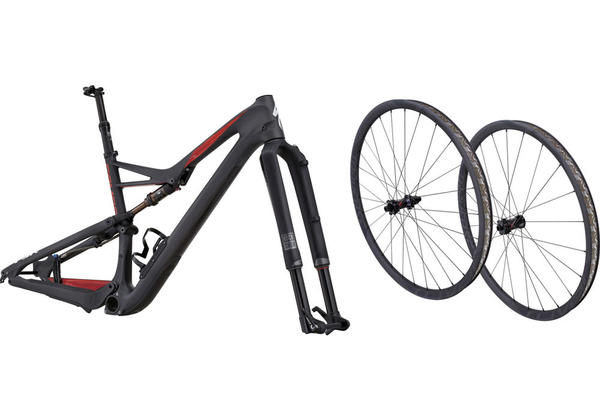 Specialized S-Works Camber 29 Module
