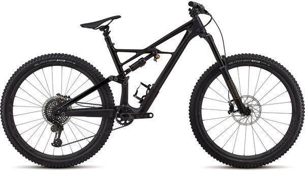 Specialized S-Works Enduro 29/6Fattie Color: Gloss Satin Black/Black