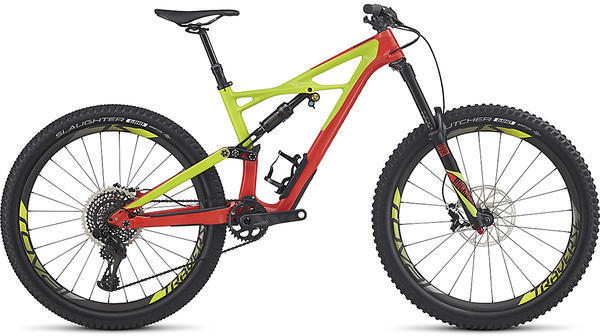 Specialized S-Works Enduro 650b Color: Gloss Nordic Red/Hyper/Black