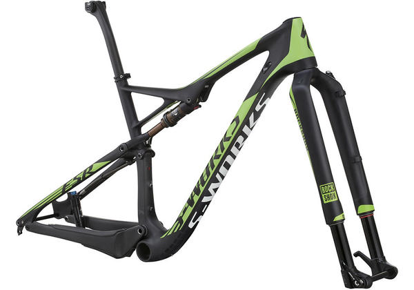 Specialized S-Works Epic 29 World Cup Frameset