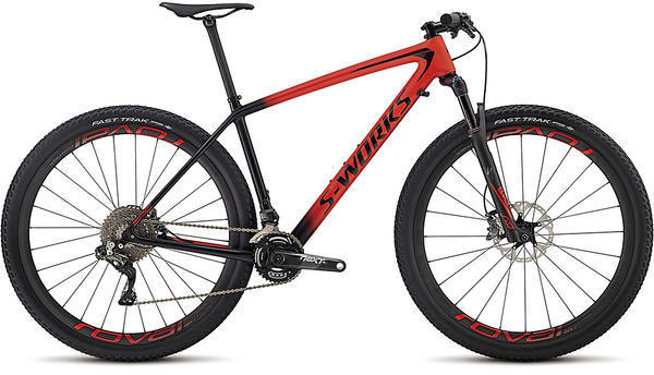 Specialized S-Works Epic Hardtail Di2