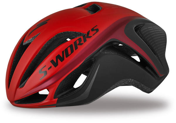 Specialized S-Works Evade Color: Matte Red/Black