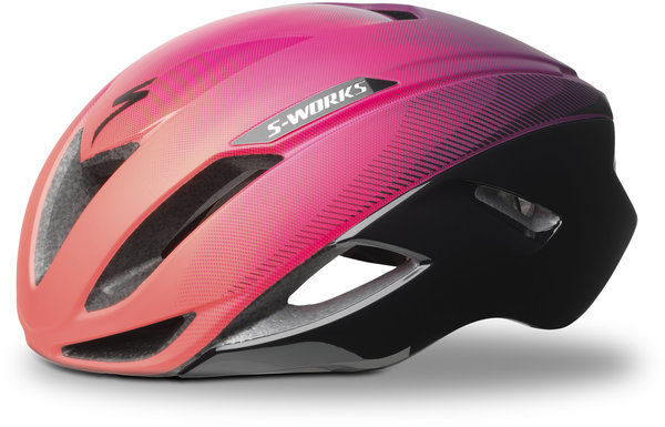 Specialized S-Works Evade Color: Acid Lava/Acid Purple