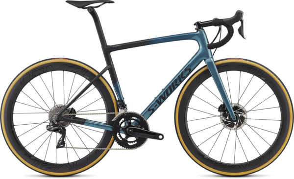 Specialized S-Works Men's Tarmac Disc Sagan Collection LTD