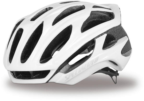 Specialized S-Works Prevail Color: Gloss White Clean