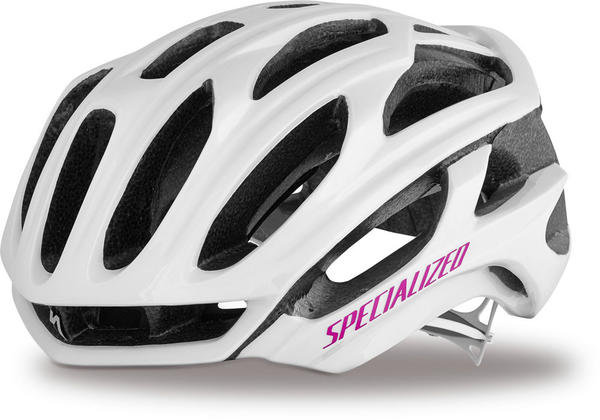 Specialized S-Works Prevail Color: White/Pink
