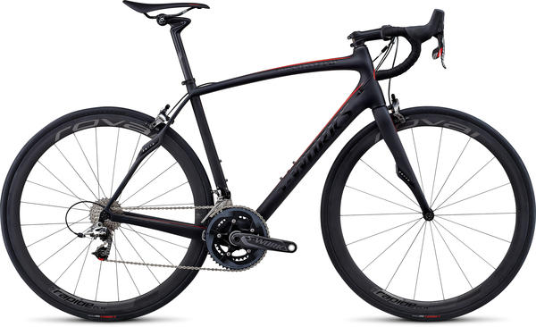 Specialized S-Works Roubaix SL4 Red HRR