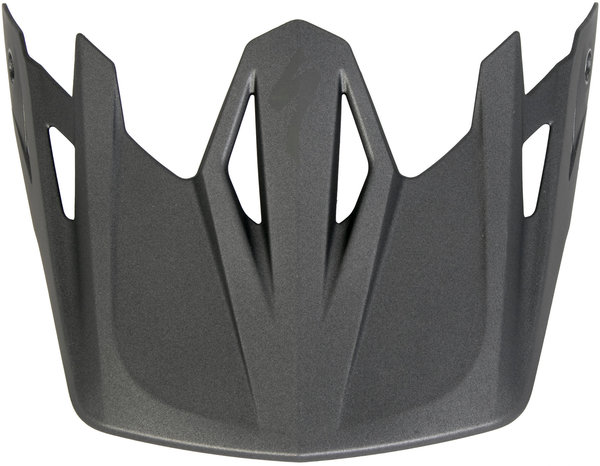 Specialized Dissident Visor Color: Matte Raw Carbon