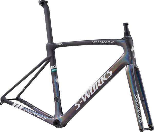 Specialized S-Works S-Works Roubaix Frameset - Sagan Collection Color: Mirror