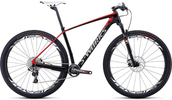 Specialized S-Works Stumpjumper 29 WC