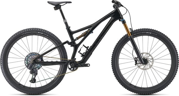 Specialized S-Works Stumpjumper Color: Gloss Black/Carbon
