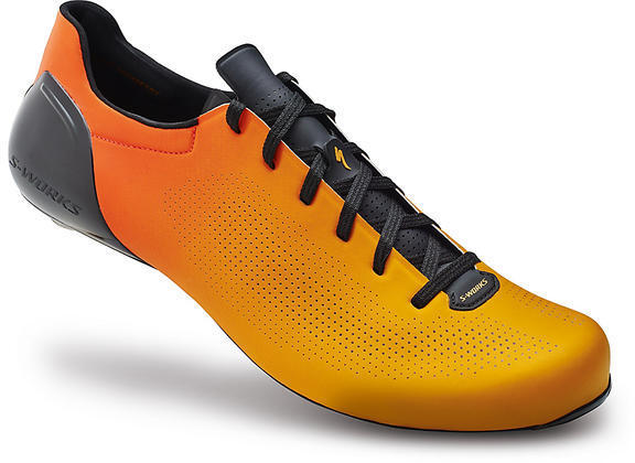 Specialized S-Works Sub6 Road Shoes Color: Color Bust Orange