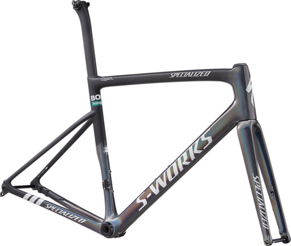 Specialized S-Works Tarmac Disc Frameset Sagan Collection