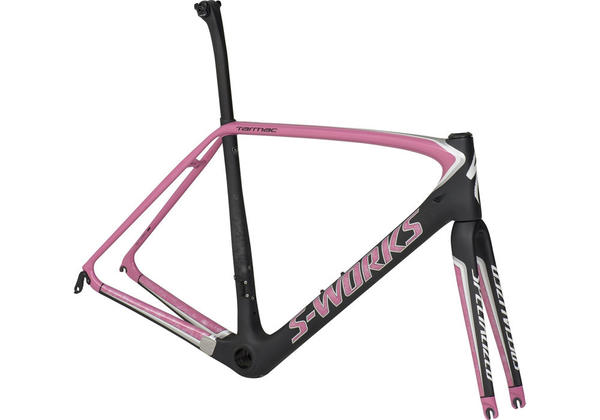 Specialized S-Works Tarmac Celebrazione Frameset Color: Giro
