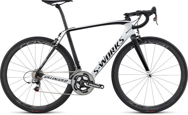 Specialized S-Works Tarmac Red