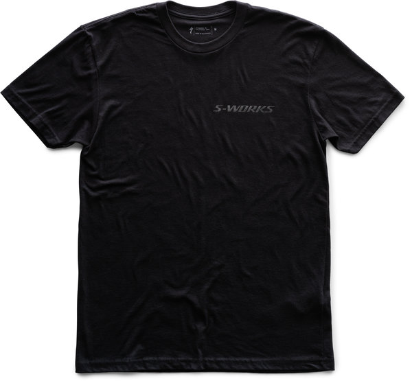 Specialized S-Works Tee Color: Black